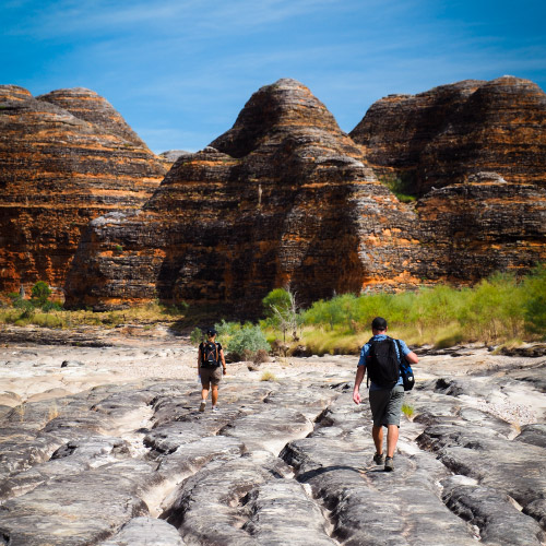 World Heritage protected Purnululu National Park