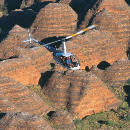 Optional Bungles Helicopter Flight,