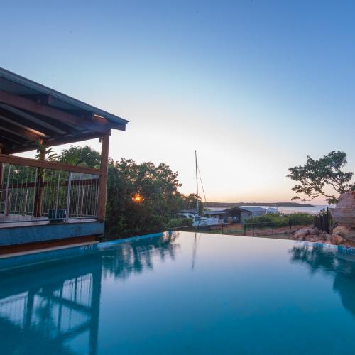 Cygnet Bay Pearl Farm Pool