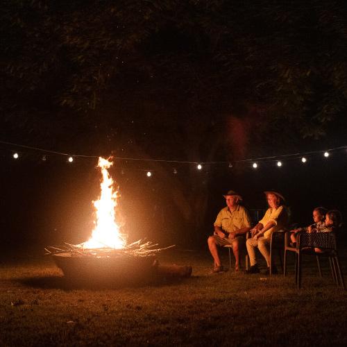 Campfire at Yeeda