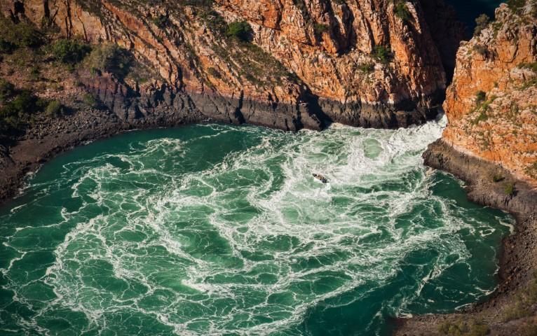 Horizontal Falls Broome